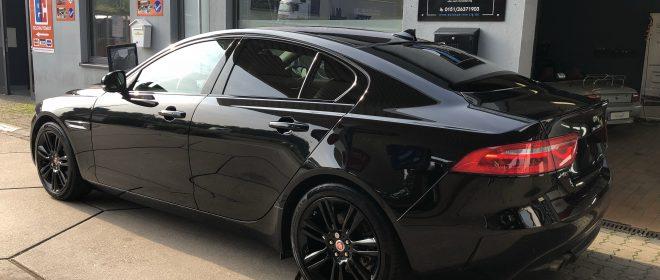 jaguar xe keramik versiegelung autospa merzig. Black Bedroom Furniture Sets. Home Design Ideas